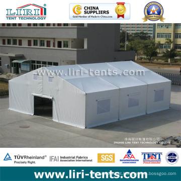 Alumínio Estrutura Disater Alívio Tenda / Refugee Tenda / Emergência Tenda