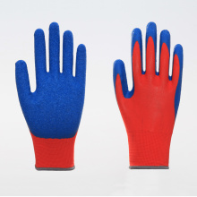 Wear Resistant EN388 Breathable Latex Safety Gloves