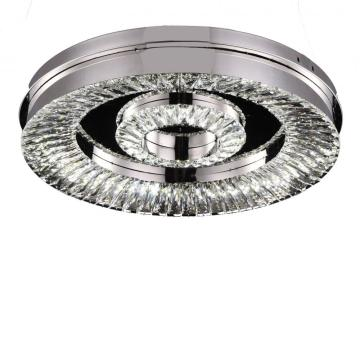 modern ceiling led light crystal baccarat chandeliers