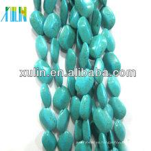 cabujón bolas sueltas turquesa para la fabricación de joyas