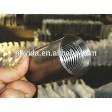 Acoplador de empalme de barras de refuerzo de alta eficiencia para la planta de energía nuclear