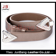 Fashionable Lady′s PU Belt with High Quality for Dresses
