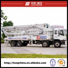 Fabricant chinois offre camion-pompe à béton (HZZ5381THB)