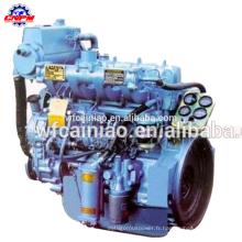Moteur hors-bord diesel marin automatique de Ricardo 4 cylindres