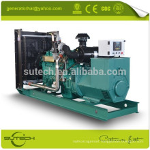 50kva Yuchai diesel generator powered by china yuchai engine