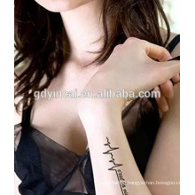 New fashion, Nontoxic adhorning oriented, Yincai temporary tattoos sticker