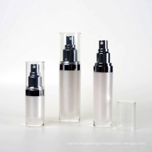 15ml 30ml 50ml Cylinder Acrylic Lotion Bottle (EF-L23)