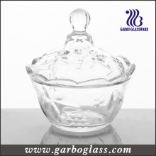 Clear Glass Candy Jar (GB1821TZ)