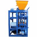 QTF4-24 Le bloc de ciment de cendres volantes moyen faisant le prix de machine dans le Sri Lanka