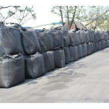 Carbone activé cylindrique de charbon imprégné d'hydroxyde de potassium pour l'enlèvement acide de gas de rebut