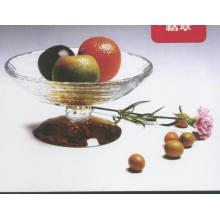 Bandeja de frutas de mesa de cristal (JD-CJ-001)