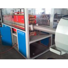 Machine en plastique à la fabrication de tuyaux en PVC avec le prix