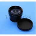 Telefoto / grande angular / lente da câmera fisheye para câmera digital da china