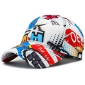 6Panel Digital Printing Sport Cap Hut Großhandel