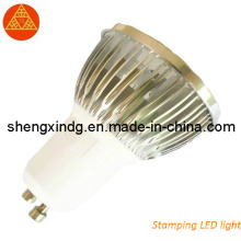 Tasse de radiateur électrique d'estampillage de LED (SX008)