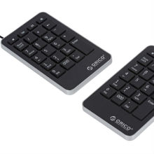 ORICO Multifonctionnel Portable Numeric Keyboard, Office Basic / clavier