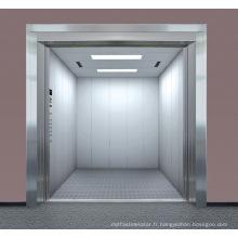Ascenseur de marchandises d'ascenseur de marchandises d'ascenseur de fret avec le grand espace
