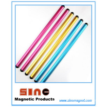 Muiticolor Message Aluminium Starke Magnetstreifen für Lehre und Büro
