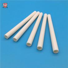extrusion sintering 95% 99% alumina ceramic tubing pipe