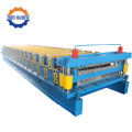 Corrugated Metal Roofing Sheet Rolling Forming Machine