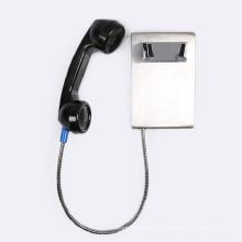 Téléphone blindé sans visibilité