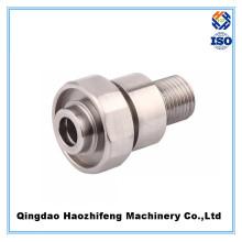 Piezas que trabajan a máquina del CNC de aluminio de la precisión de encargo