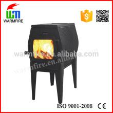 Vente en gros de fer à bois en bois à charbon avec prix d'usine