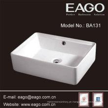 Bacia do banheiro da parte superior contrária cerâmica de EAGO
