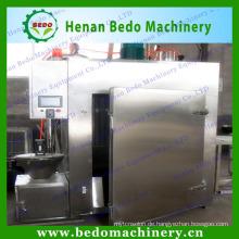 2015 China Fabrik Versorgung vollautomatische Fleisch Rauchen Ausrüstung mit CE 008613253417552