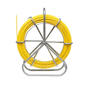1000FT Wheel Cable Duct Rodder Fiberglas-Schlangenstange