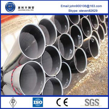 Vente en gros en Chine api 5l gr.b ssaw lsaw pliage en acier