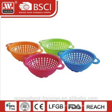 Plastic Colander with handle/ Kitchen Colander with handle