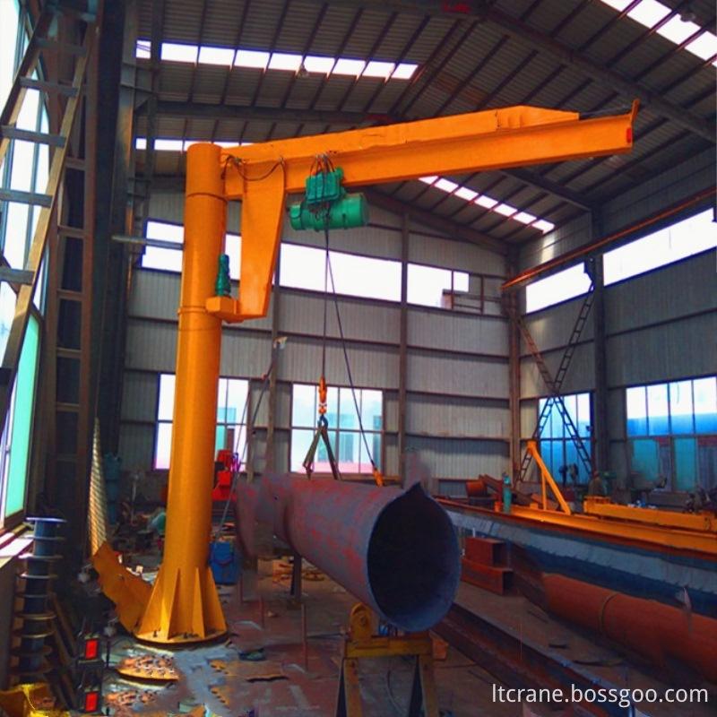 cantilever jib crane