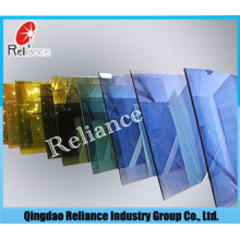 Colorful Painted Wall Glass Passed SGS with Quality Guarantee