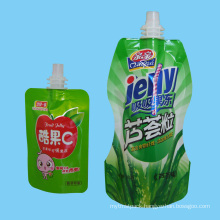 Aloe Juice Jelly Packaging Bag