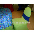 green color stretch chair cover,CT266,fit for all the chairs