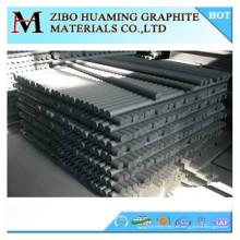 Barra de grafito varilla de grafito de alta resistencia / varilla / varilla