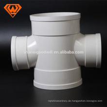 PVC-Rohrverschraubung