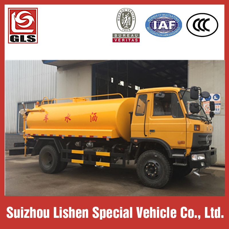 Dongfeng 4X2 Spraying Water Tank Vehicle