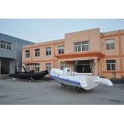 RIB boat, Rigid inflatable boat HYP660