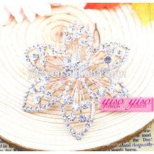 Princesa de la boda joyería nupcial headwear peines