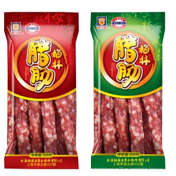 Bolsa para salchichas / Envasado de tocino / Bolsa de alimentos secos al vacío