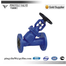y type bellow seal globe valve ASTM globe valve din bellows sealed globe valve