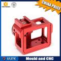 Precisão cnc serviço de fresagem fornecedor de fábrica e novas peças de design protótipo fábrica de desenvolvimento