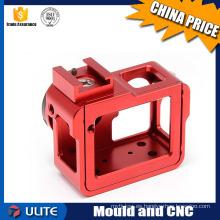 Fabricación de piezas de máquina de alta precisión más barata