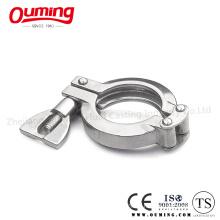 Нержавеющая сталь 304 / 316L Сверхмощный зажим