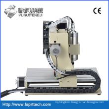 4axis Parallel Port 800W Mini CNC Engraving Machine
