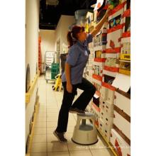 Mtal Taburete para taburetes de escaleras de fábrica