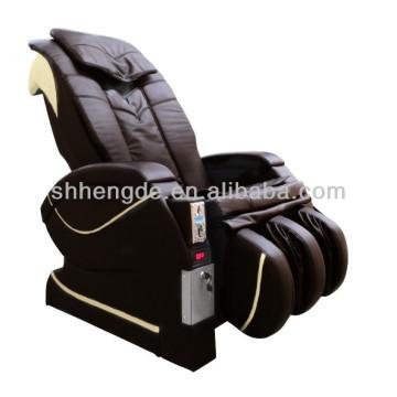 Коммерческое массажное кресло с iInner монетоприемник
