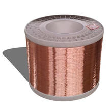 New Material High Frequency Signal and Power Transmission CCA Wire